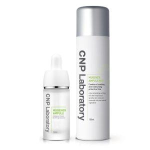 CNP 舒膚溫和保養組